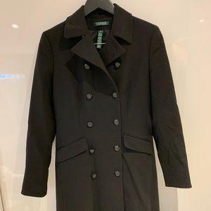Lauren Double Breasted Wool Coat